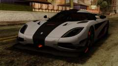 Koenigsegg One 1 for GTA San Andreas