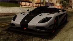 Koenigsegg One 1 for GTA San Andreas