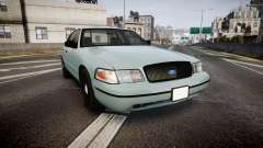 Ford Crown Victoria 2007 for GTA 4