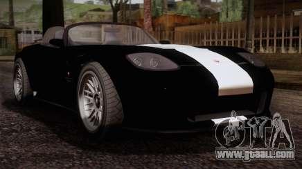 GTA 5 Invetero Coquette v2 IVF for GTA San Andreas