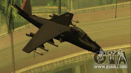 McDonnell Douglas AV-8B Harrier II Beta for GTA San Andreas