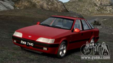 Daewoo Espero 2.0 CD 1996 for GTA 4