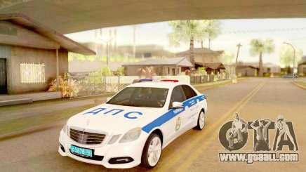 Mercedes-Benz E500 ДПС for GTA San Andreas