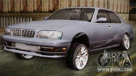 Nissan Cedric for GTA San Andreas