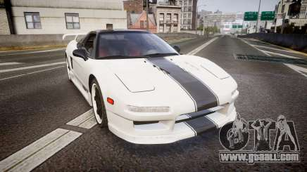 Honda NSX 1998 [EPM] nsx-r for GTA 4