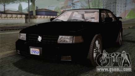 MP3 Fathom Lemanja LX IVF for GTA San Andreas