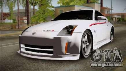 Nissan 350Z Nismo for GTA San Andreas