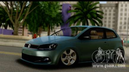 Volkswagen Polo GTI for GTA San Andreas