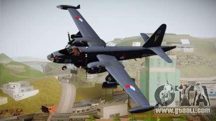 Lockheed P2V-7 Neptune MLD for GTA San Andreas