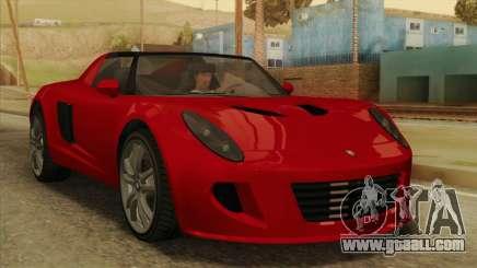 GTA 5 Coil Voltic v2 for GTA San Andreas