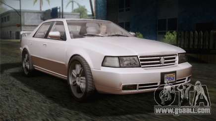 MP3 Fathom Lemanja LX SA Mobile for GTA San Andreas