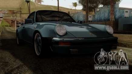 Porsche 911 Turbo 3.3 Coupe 930 1981 for GTA San Andreas