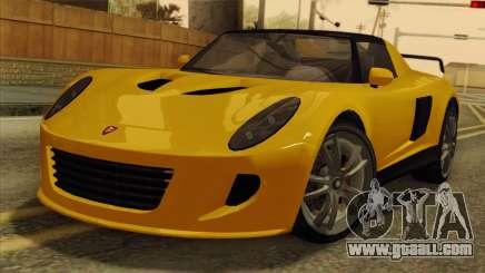 GTA 5 Coil Voltic v2 SA Mobile for GTA San Andreas
