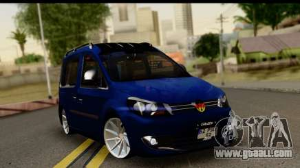 Volkswagen Caddy v1 for GTA San Andreas
