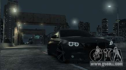 BMW M5 F10 2014 for GTA 4