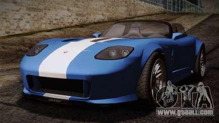GTA 5 Invetero Coquette v2 for GTA San Andreas