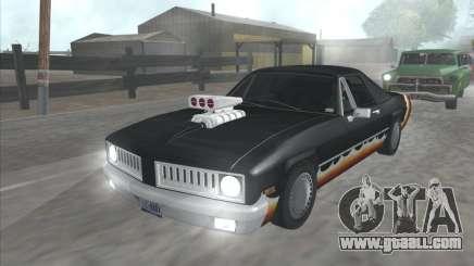 Diablo Stallion из GTA 3 for GTA San Andreas