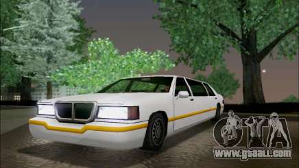 Elegant Limousine for GTA San Andreas