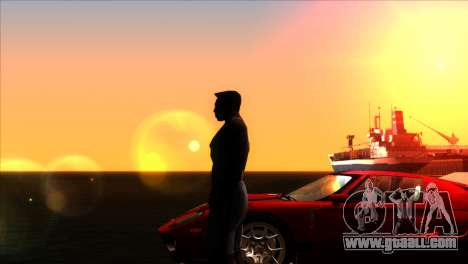 ENBSeries for weak PC v5 for GTA San Andreas fifth screenshot