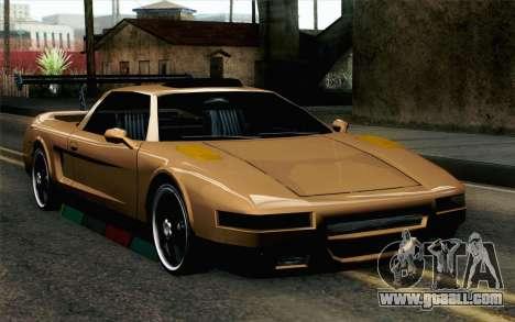 Infernus Edicte v2 for GTA San Andreas