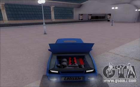 STI Sultan for GTA San Andreas right view
