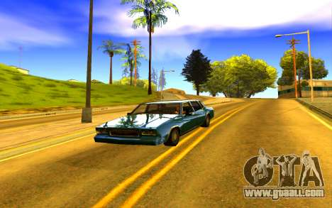 Colorful ENBSeries for GTA San Andreas third screenshot