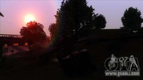 PhotoRealistic 2.0 Low settings for GTA San Andreas
