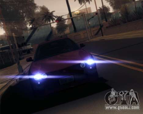 iNFINITY ENB for GTA San Andreas sixth screenshot