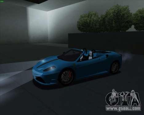 ENB Series for SAMP for GTA San Andreas
