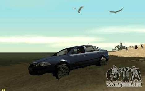 Real Water v1.2 for GTA San Andreas