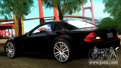 ENBSeries for weak PC v5 for GTA San Andreas seventh screenshot