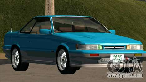Nissan Leopard (F31) for GTA San Andreas right view