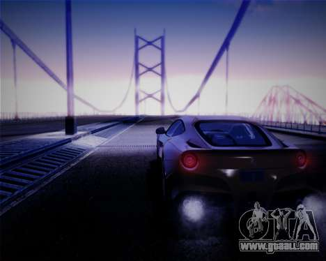 iNFINITY ENB for GTA San Andreas fifth screenshot