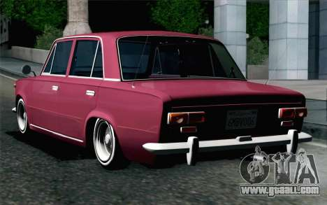 VAZ 2101 Lowrider for GTA San Andreas left view