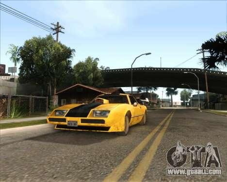 ENB v3.2.3 for GTA San Andreas second screenshot