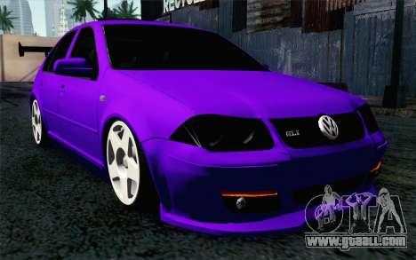 Volkswagen Jetta GLI 2010 TnTuning for GTA San Andreas