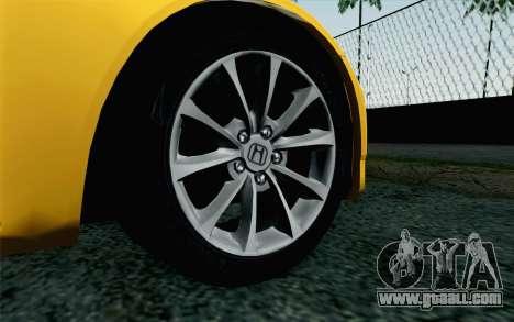 Honda S2000 Cabrio for GTA San Andreas