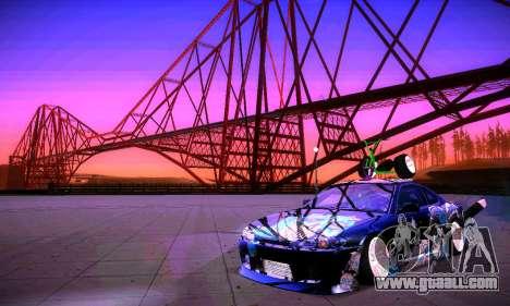 ANCG ENB v2 for GTA San Andreas twelth screenshot