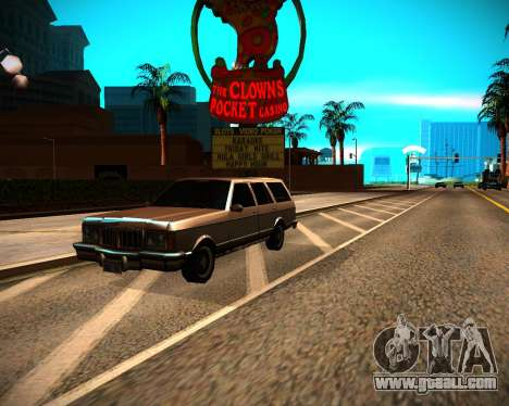 ENB GreenSeries for GTA San Andreas tenth screenshot