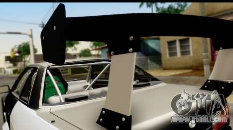 Nissan Silvia S13 Drift for GTA San Andreas right view