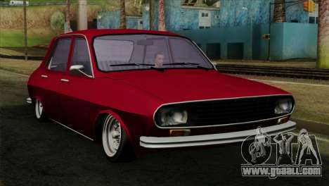 Dacia 1300 for GTA San Andreas