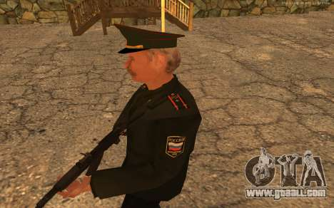 Colonel of the Russian army for GTA San Andreas third screenshot
