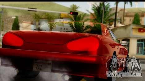 Elegy V1 for GTA San Andreas right view