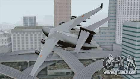 C-17A Globemaster III QAF for GTA San Andreas