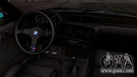 BMW M635 CSi 1984 Stock for GTA San Andreas right view