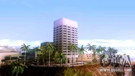 None Name ENB v1.0 for GTA San Andreas forth screenshot