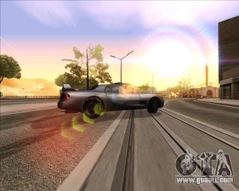 ENB v3.2.3 for GTA San Andreas third screenshot