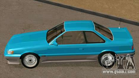 Nissan Leopard (F31) for GTA San Andreas left view