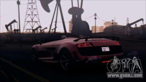 Strong ENB for GTA San Andreas third screenshot