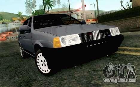 Fiat Regata for GTA San Andreas